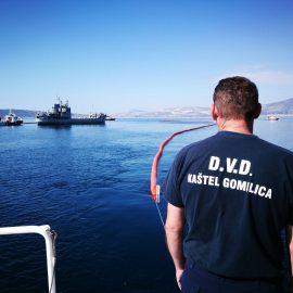 Adriatic 2017 – Zaštita Jadranskog mora s brodova